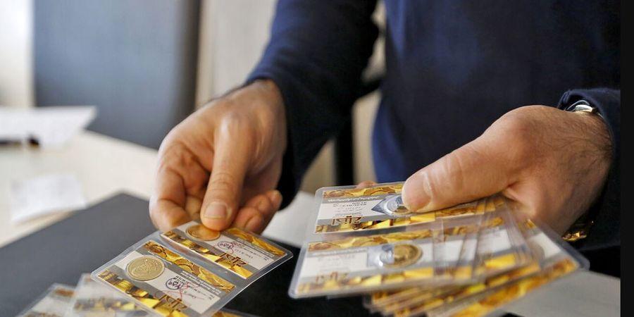 قیمت سکه نیم سکه ربع سکه امروز پنج شنبه ۱۴۰۰/۰۴/۳۱