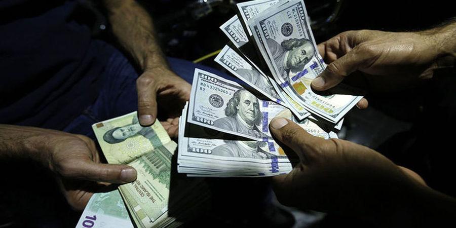 کنترل قیمت دلار توسط بانک مرکزی