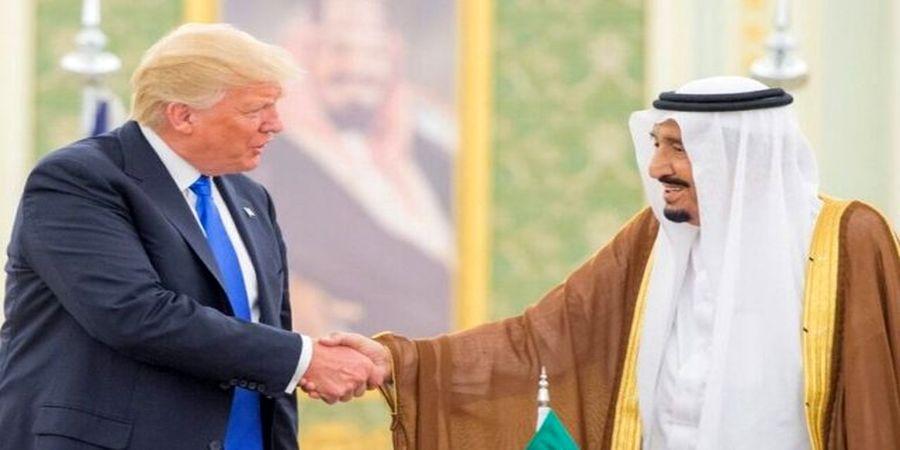 ماجرای هدایای تقلبی سعودی ها به ترامپ چیست؟