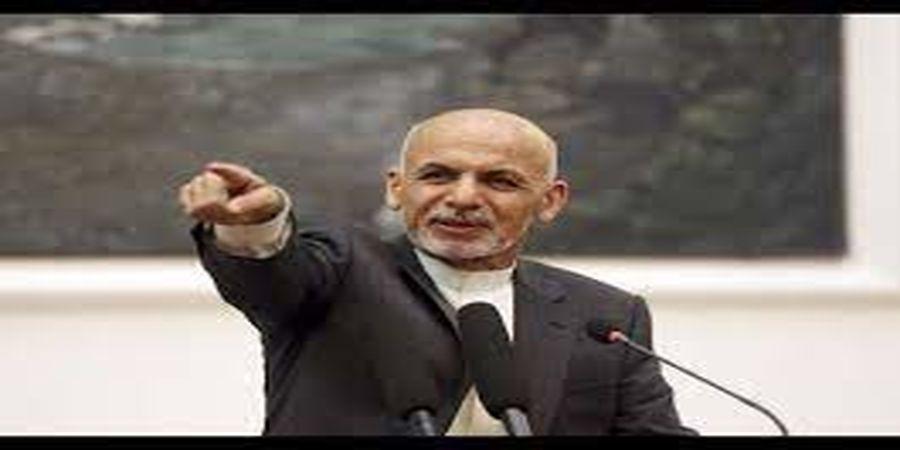 قول مهم اشرف غنی به مردم افغانستان+ فیلم