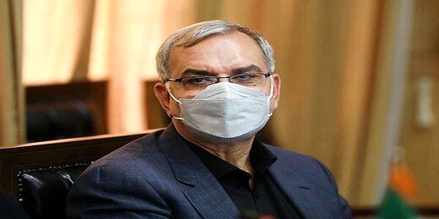 وزیر بهداشت: به زودی جشن پیروزی واکسن برگزار خواهیم کرد