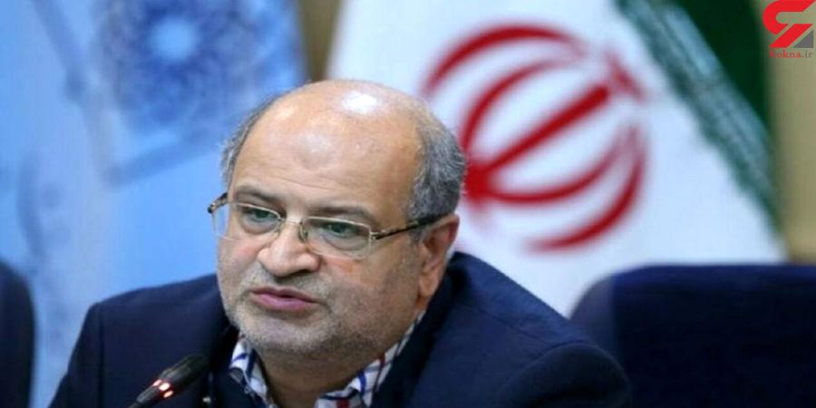 تب کرونا در تهران فروکش کرد+ فیلم