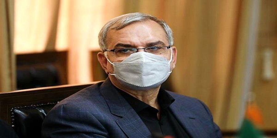 تمجید وزیر بهداشت از سازندگان واکسن برکت