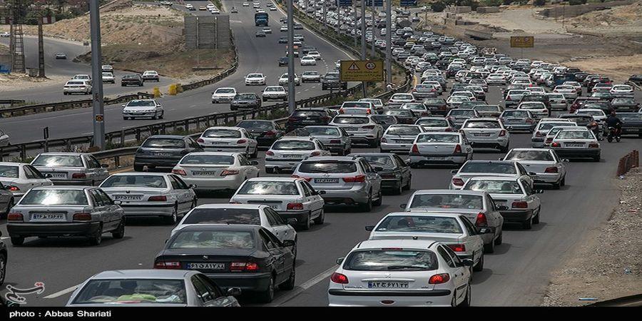 تهرانی ها کدام روز بیشتر در ترافیک بودند؟