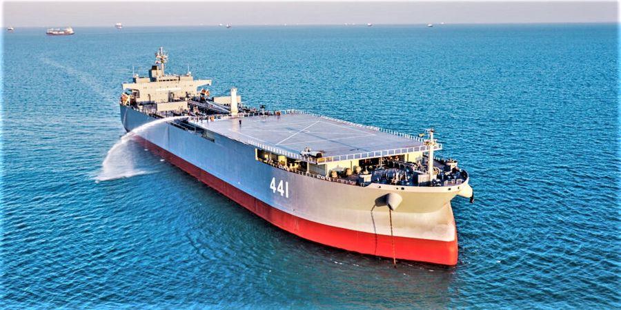 جرقه تنش دریایی ایران و آمریکا در آتلانتیک؟