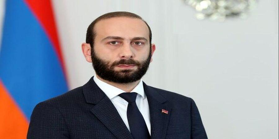 وزیر خارجه ارمنستان برای دیدار امیرعبداللهیان وارد تهران شد