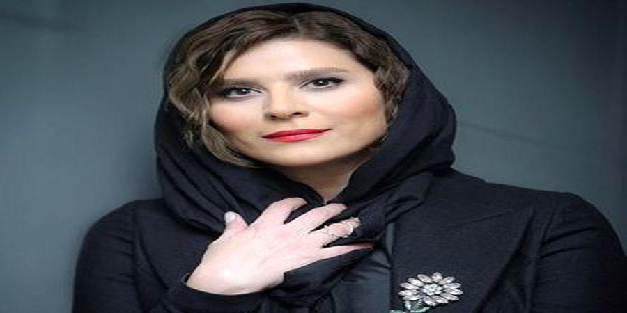 عکس متفاوت سحر دولتشاهی و بهرام رادان در رستورانی شیک