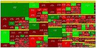 سقوط قیمت معدنیها و بانکیها در بورس