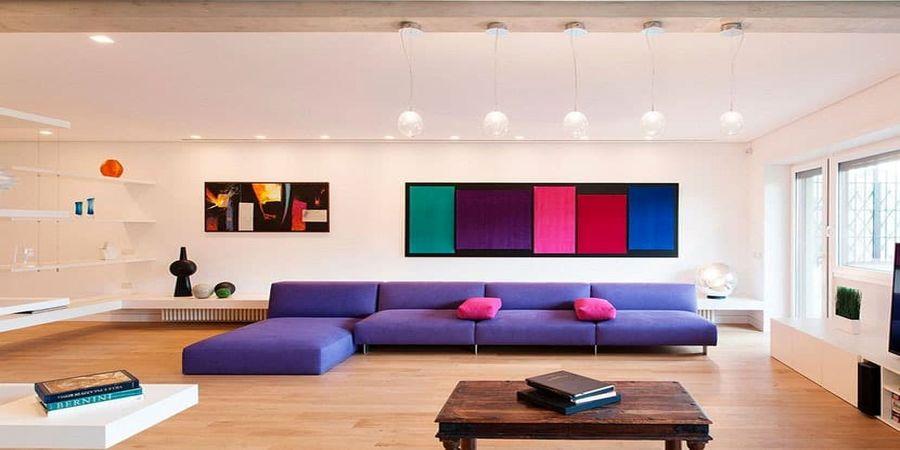 طراحی داخلی چگونه باعث زیبایی می شود