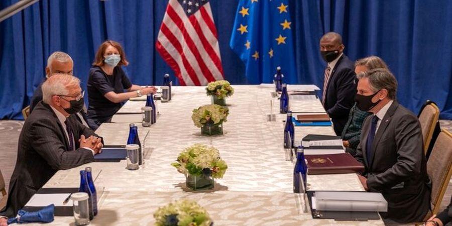 گفتوگوی بورل و بلینکن درباره مذاکرات وین
