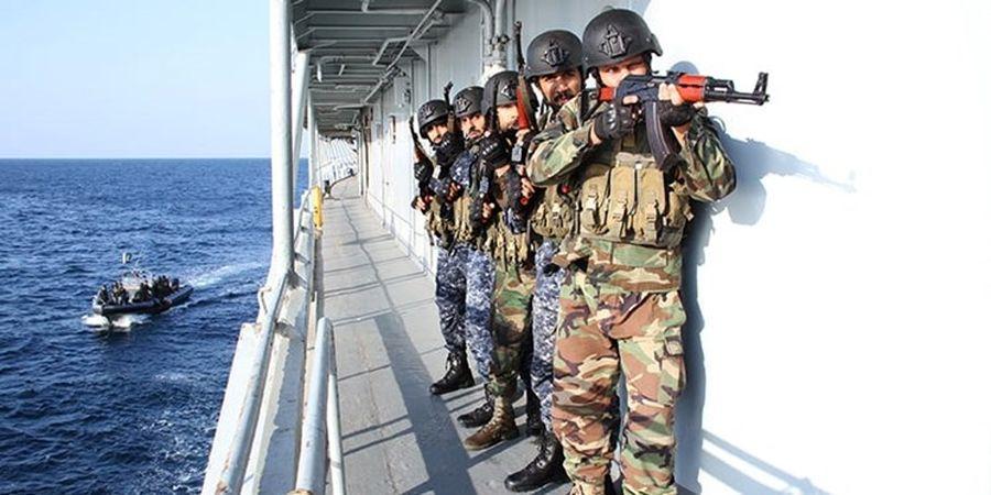 رزمایش مشترک ارتش عربستان با ارتش پاکستان
