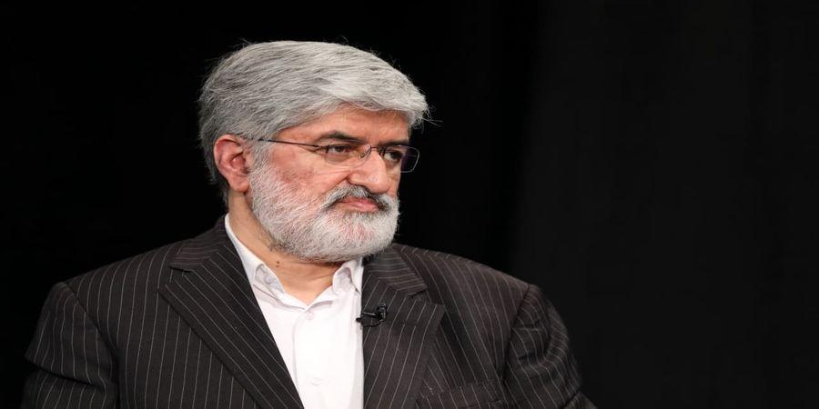 انتقاد علی مطهری از صداوسیما به خاطر حذف نام آیت الله هاشمی