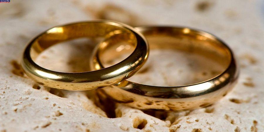 مجری زن تلویزیون ازدواج کرد+ عکس