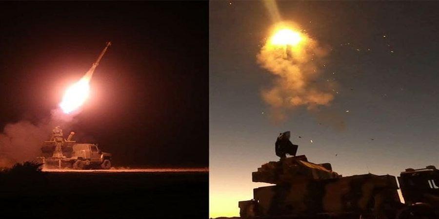مقابله سامانههای مجید و دزفول با موشکهای کروز