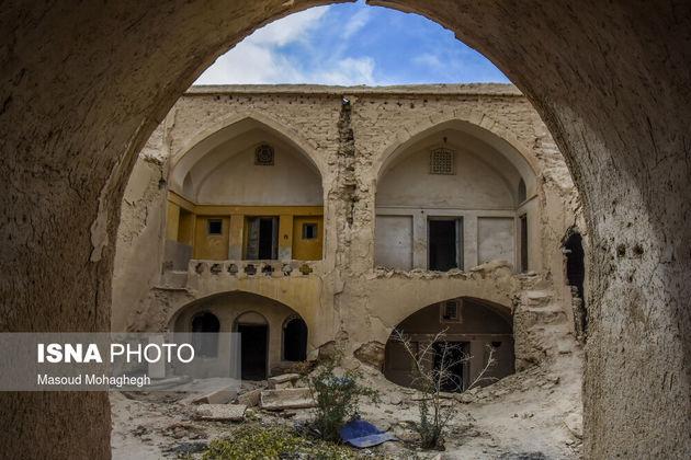 روستای تاریخی «بیابانک»