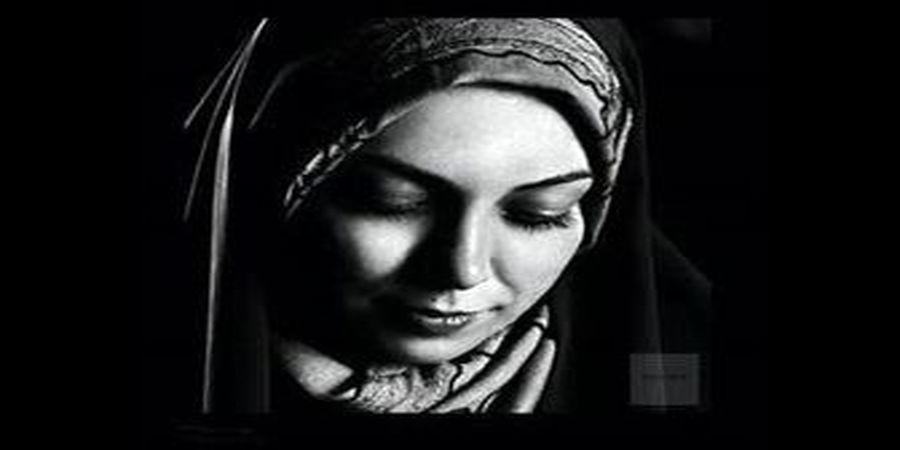 عکسی دردناک از مراسم چهلم آزاده نامداری