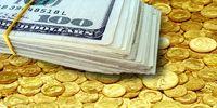 نرخ ارز دلار سکه طلا یورو امروز  سه شنبه ۱۴۰۰/۰۶/۳۰| پیشروی قیمت طلا و دلار