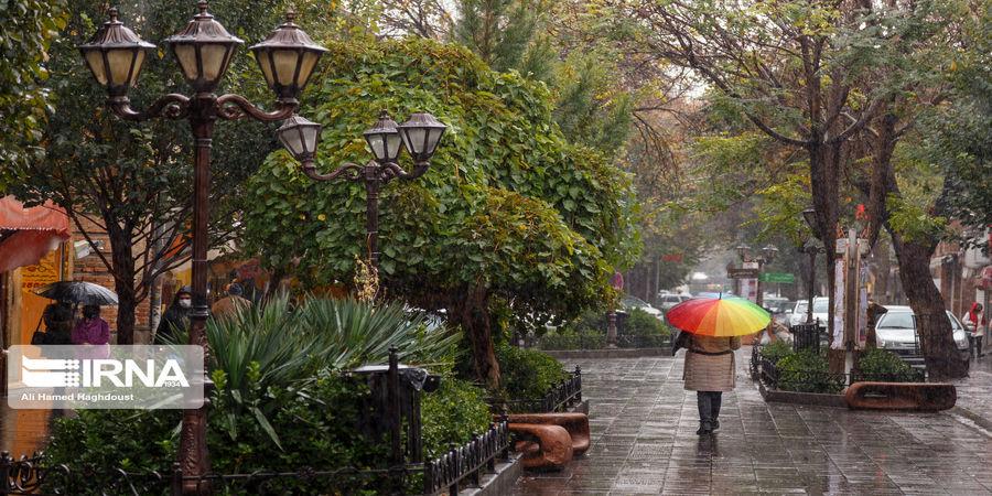 بارش باران و برف از فردا در این ۱۱ استان