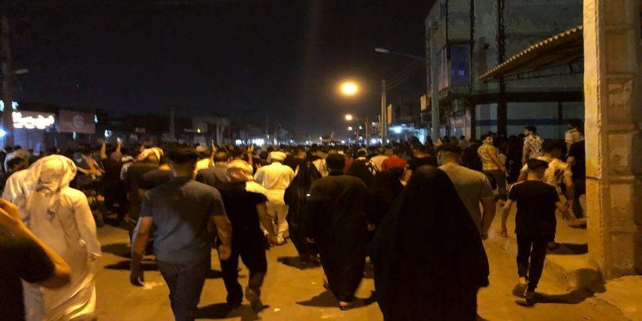 گزارش نیویورکتایمز  از اعتراضات خوزستان