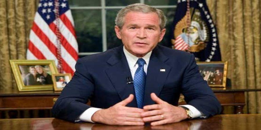 اسرار مهم بازگشت طالبان در کتاب 10 سال قبل جرج بوش!