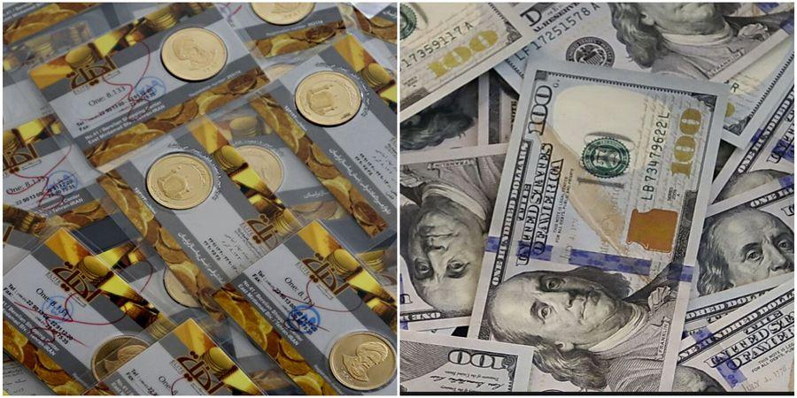 مبارزه سکه در مقاومت حساس/سکه منتظر رفتار دلار