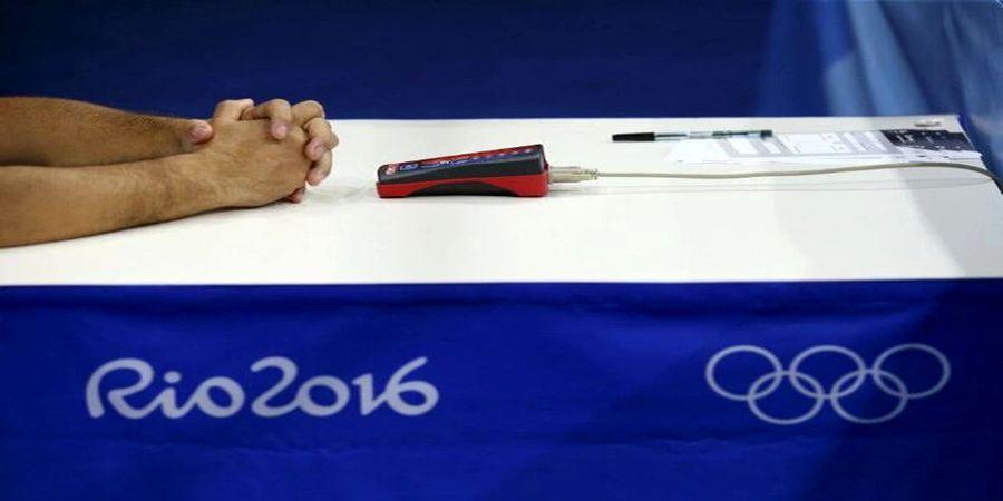 رسوایی در المپیک ریو!