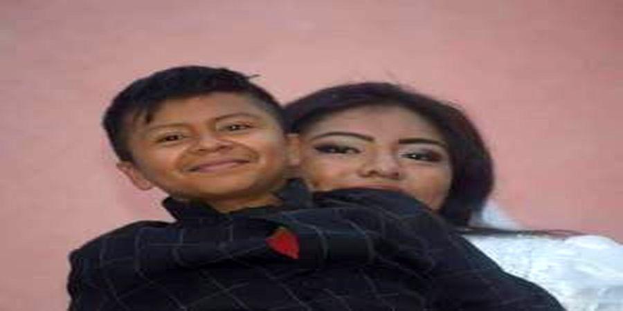 راز عجیب ازدواج یک پسربچه با زنی جوان+عکس