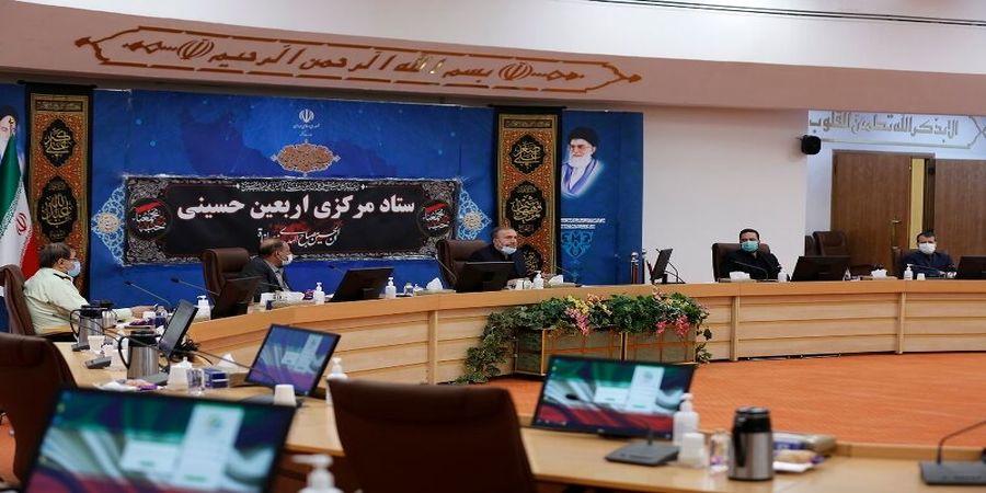 زمان بازگشت  زائرین حسینی  به ایران اعلام شد