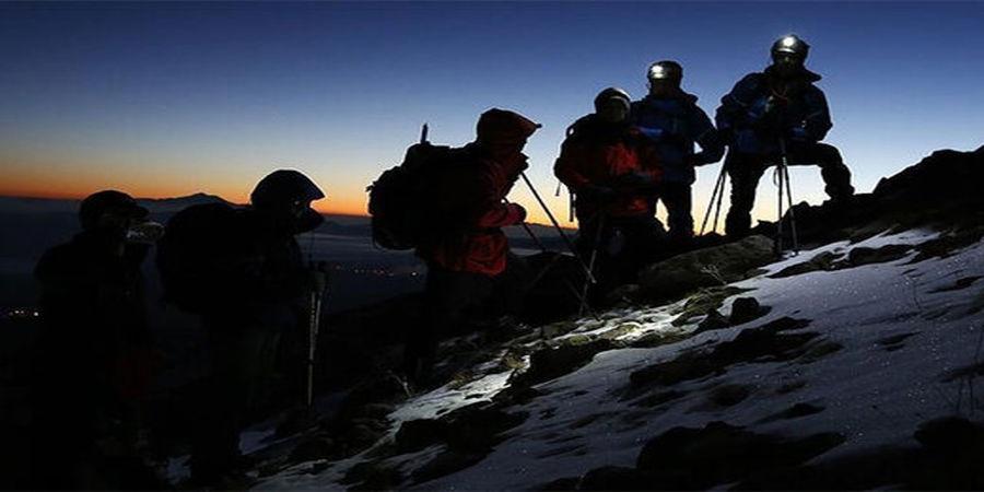 کوهنوردان گمشده پیدا شدند