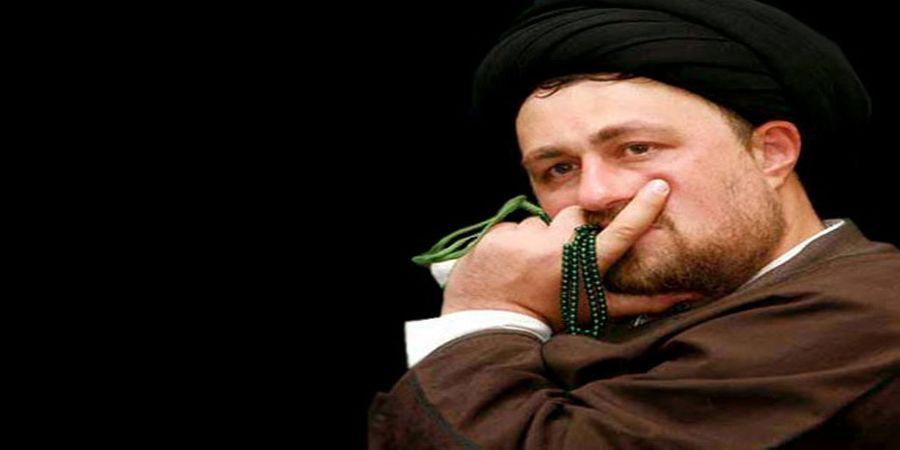 سید حسن خمینی و سید هادی خامنهای پیام صادر کردند