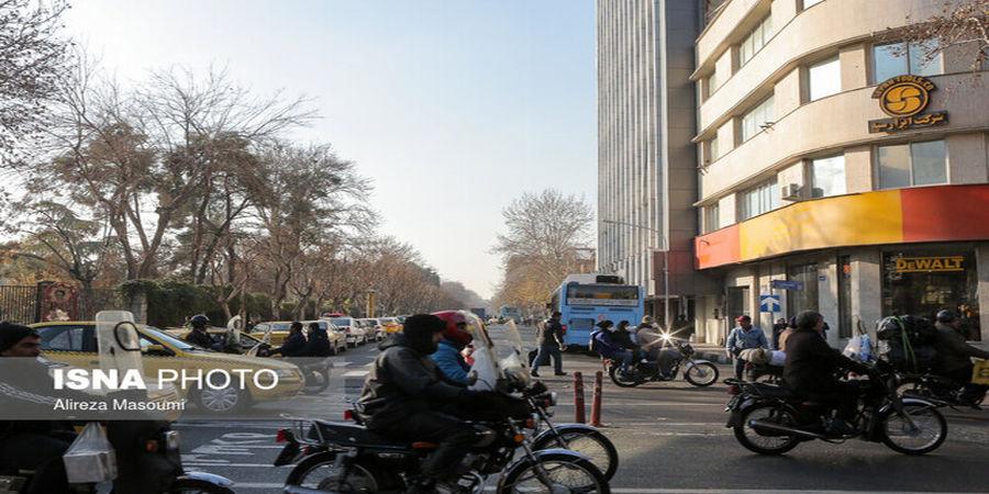 هوای تهران از فردا سرد می شود