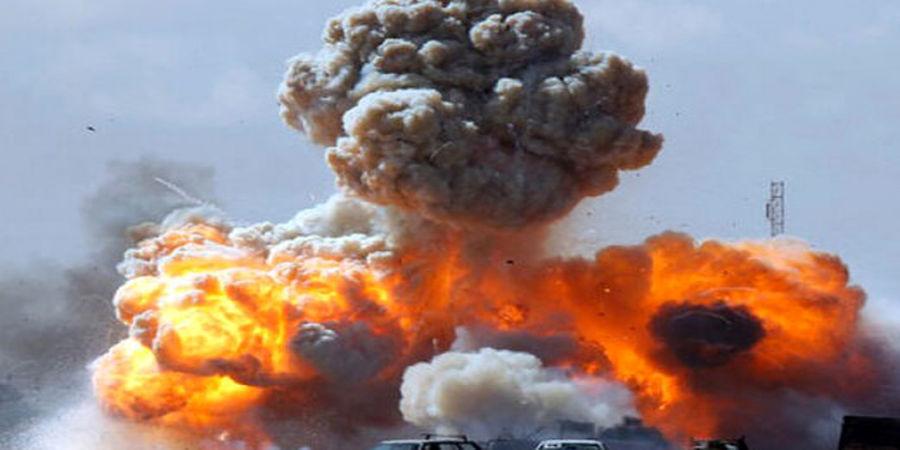 دومین حمله آمریکا به مواضع داعش