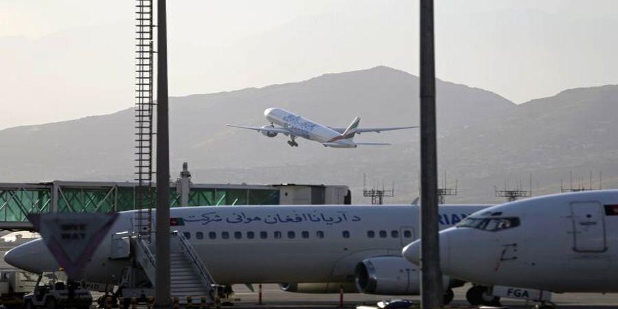فرودگاه کابل به طور رسمی بازگشایی شد