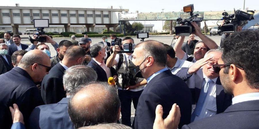 امیرعبداللهیان: با قدرت در کنار دمشق خواهیم ماند