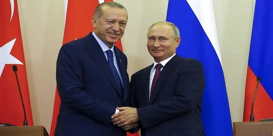 پوتین و اردوغان دیدار می کنند