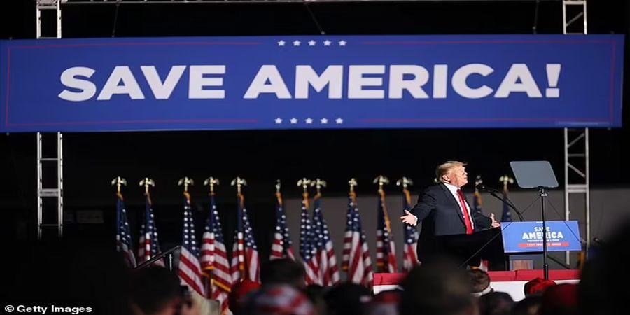 ترامپ به جمهوری خواهان: هرچه بادا باد؛ نگران هیچ چیزی نباشید!