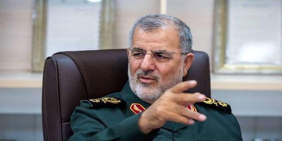 واکنش سپاه به اظهارات دولت آذربایجان
