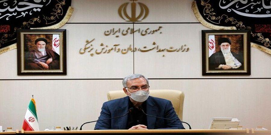 ادعای وزیر رئیسی درباره واکسیناسیون کرونا در ایران