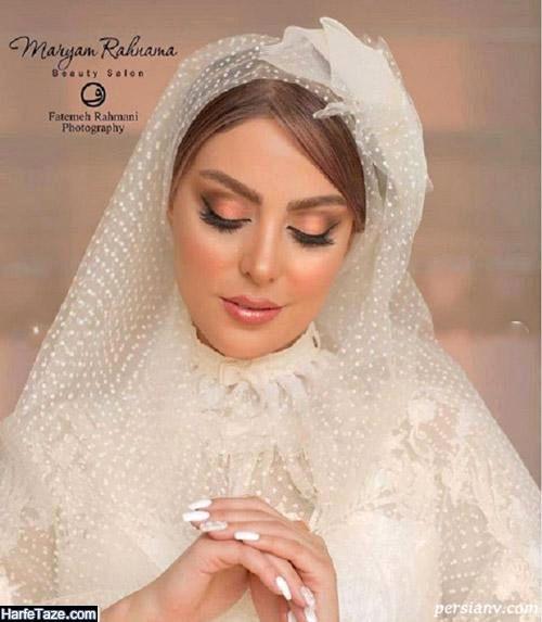 نیلوفر شهیدی عروس