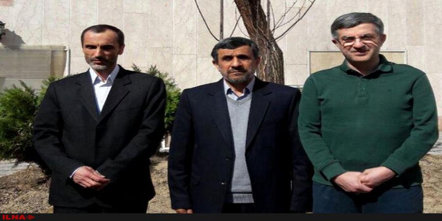 اعتراض به مرخصی یک ساله رحیم مشایی و بقایی