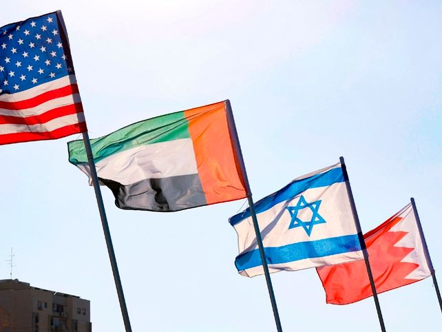 Decryption of suspicious Israeli movements in the Persian Gulf