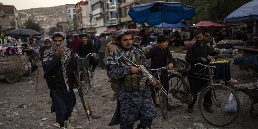 مجازات قطع دست و اعدام به افغانستان برمی گردد