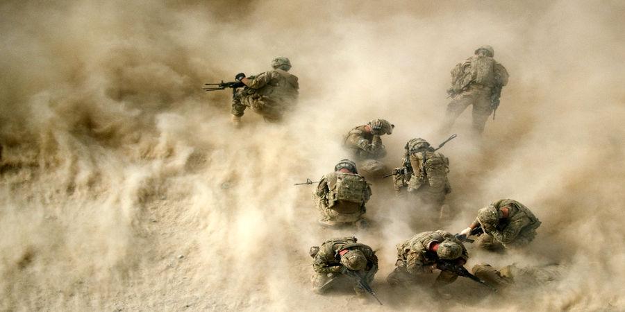 زمینگیر شدن ارتش آمریکا در خاورمیانه