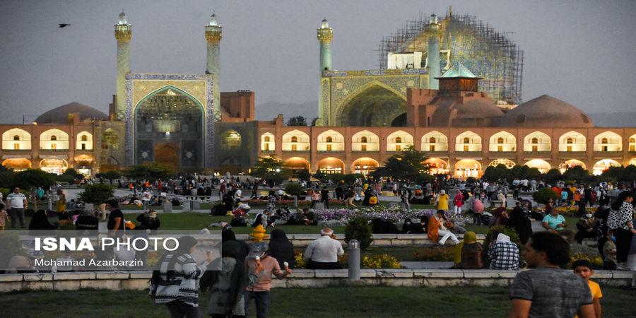 تصاویر| ایران در پیک پنجم کرونا...