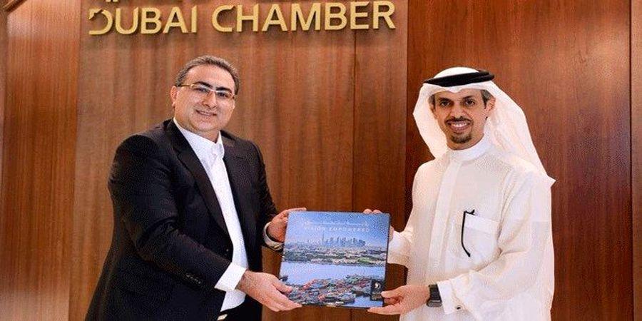 همکاری مشترک اتاق های ایران و دوبی در 7 محور