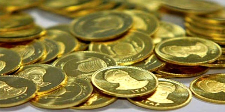 قیمت سکه نیم سکه ربع سکه در هفته آخر تیر ماه