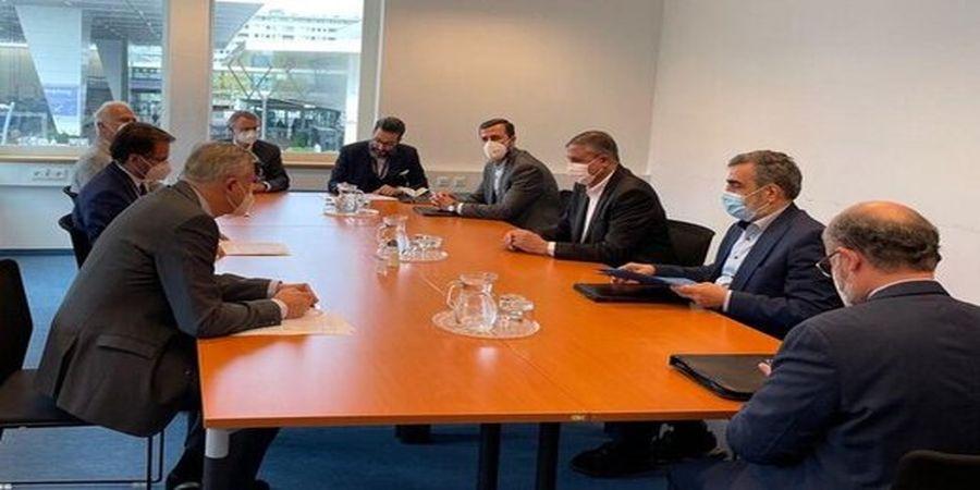 خبر غریبآبادی از دیدار اسلامی با وزیر انرژی آلمان