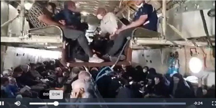 ماجرای فیلم اعزام زائران اربعین با هواپیمای نظامی چه بود؟
