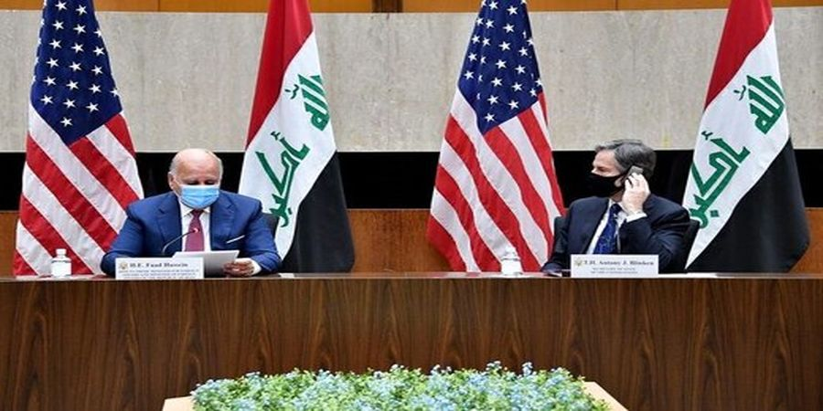 انتشار محورهای توافق راهبردی آمریکا و عراق