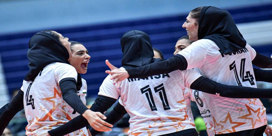 تیم زنان سایپا به مقام چهارم دست یافت